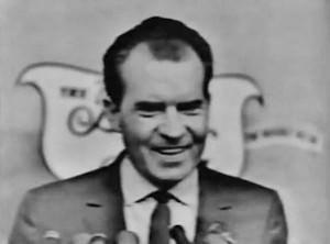 """Richard Nixon at his """"Last"""" Press Conference on November 7, 1962"""