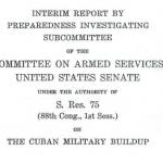 Stennis Committee Report