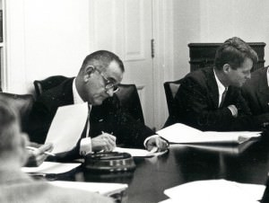 LBJ in ExComm