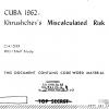 Khrushchev's Miscalculated Risk Thumbnail