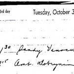 Robert Kennedy Desk Diary Thumbnail