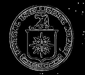 Central Intelligence Agency Stamp