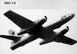 IL-28 BEAGLE Bomber