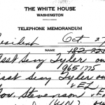 JFK Telephone Logs