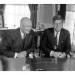 Eisenhower and JFK