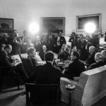 JFK meeting with Andrei Gromyko